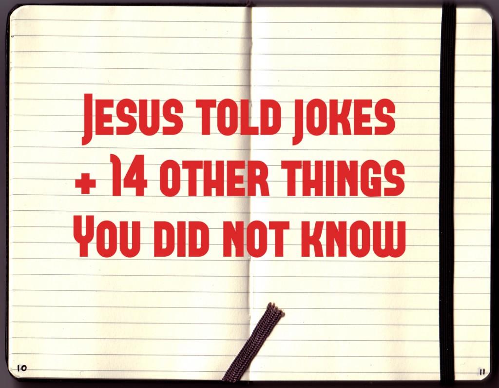 jesus_told_jokes