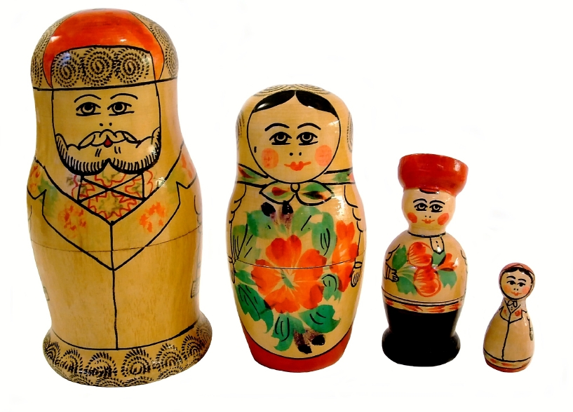 Russian Dolls 2